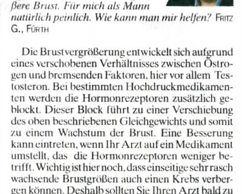 TZ-München - Brust-wächst